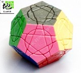 Crazy Megaminx Plus - Earth