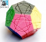 Crazy Megaminx Plus - Neptune
