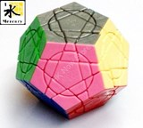 Crazy Megaminx Plus - Mercury