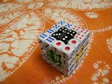 Three solutions 2x2 Dice Cube (AJ MOD)