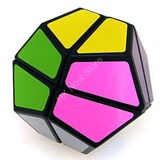 2x2x2 12 Faces Ultimate Like Cube Black Body