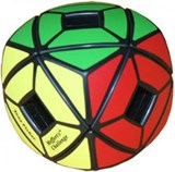 Holey Skewb-cube Pillowed Black