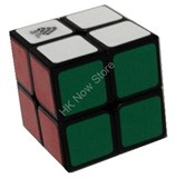 Type C WitTwo I 2x2 Magic Cube Black Body for Speed Cubing