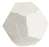 Helicopter-Dodecahedron White Body