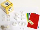 Dayan GuHong Version II White Body DIY Kit for Speed-cubing