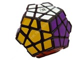 Dayan Megaminx I with corner ridges Black Body for Speed-cubing