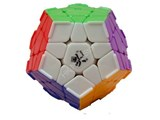 Dayan Megaminx I with corner ridges 12 solid color Body for Speed-cubing