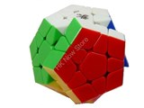 Dayan Megaminx I in traditional shape 12 solid color Body for Speed-cubing