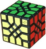 Meffert's Mosaic Cube Black Body
