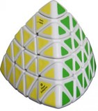 Meffert's Prof Pyraminx White Body