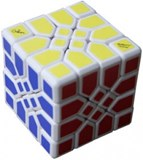 Meffert's Mosaic Cube White Body