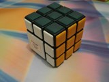 CT 3x3x3 Fuse Cube Black Body designed by J. Lin