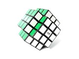 Calvin's 3x3x5 Cross-Cube with Tony Fisher & Evgeniy logo Black Body
