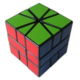Cubetwist Square One (SQ1) Cube Black Body