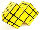 Mirror Double cube black body (Yellow Stickers)