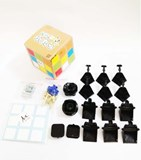 MARU CX3 Cube Black Body DIY Kit for Speed-cubing