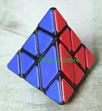 CT Bandage Pyraminx Black Body