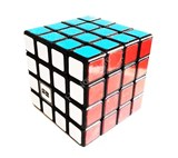 MoYu WeiSu 4x4x4 Black Body for Speed-cubing