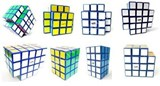 Calvin's 3x3x5 Cuboid Blue Body Full Set (8pcs/set)