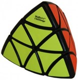 Pillow Pyraminx Black Body