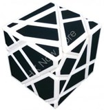 Ghost Cube (Black labels)