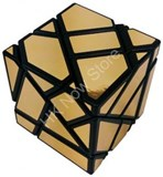 Ghost Cube (Gloss Gold labels)