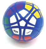 Traiphum Megaminx Ball (12-color) Blue Body (Limited Edition)