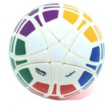 Traiphum Megaminx Ball (12-color) White Body