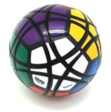 Traiphum Megaminx Ball (12-color) Black Body