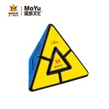 Pyraminx Duo Black Body