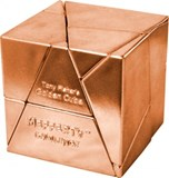 Golden-Cube Special Copper in e-bay Auction