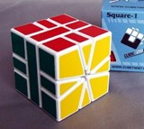 Cubetwist Square One (SQ1) Cube White Body