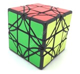 Dreidel 3x3x3 Black Body