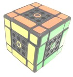 Dual 3x3x3 Cube version 2.1 Black Body
