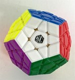 QiYi Galaxy Megaminx 12 solid color Body for Speed-cubing (convex)