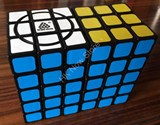 WitEden Super 3x3x5 II (algorithm : 02, center-shift) Cuboid Cube Black Body