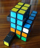 WitEden 3x3x5 II (center-shifted) Cuboid Cube Black Body
