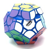 Evgeniy Curvy Megaminx in Hex. Box Blue Body