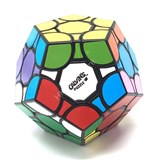 Evgeniy Curvy Megaminx in Hex. Box Black Body