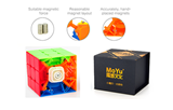 MoYu WeiLong Magnetic GTS2M 55.5mm Speed Cube Stickerless DIY Kit for Speed-cubing