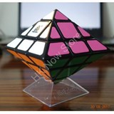 WitEden Octahedral Mixup I Black Cube