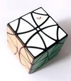 3x3x3 Curvy Copter Black Body
