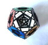 mf8 Multi Dodecahedron Black Body