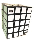 CrazyBad 4x4x5 Cuboid (center-shifted) Black Body in Small Clear Box