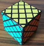 Dayan Professor Skewb Cube Black Body