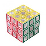 Hollow Cube 3x3x3 Clear Body