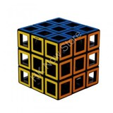 Hollow Cube 3x3x3 Black Body