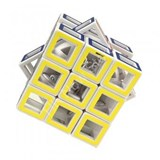 Hollow Cube 3x3x3 White Body