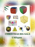 Christmas Big Sale US$500 Package (Save US$217.97, LAST ONE!)