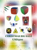 Christmas Big Sale US$500 Package (Save US$219.99, LAST ONE!)